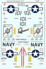 MICROSCALE decalcomanie 1/32 GRUNMAN F-14A Tomcat #ss32240