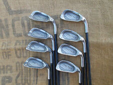 PRECISION Series II 3-W Iron Set ⛳ Aldila Graphite