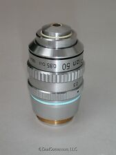 Nikon Microscope Objective, Plan 50x Oil Iris