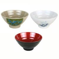 Red//Black JapanBargain 2384 2384x4-J Melamine Soup Spoon x4