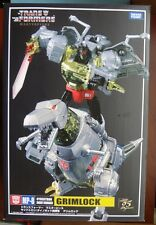 Masterpiece GRIMLOCK MP-8 Transformers Dinobot G1 Takara Tomy 1st Edition