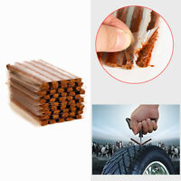 2Set Car Tyre Tubeless Seal Strip Plug Tire Puncture Repair Recovery Kit NEW AU