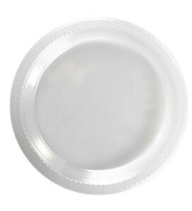 """50 ct Plastic Clear 9"""" Plates Wedding Party Dinnerware- FREE SHIPPING!!!"""