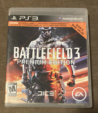 Battlefield 3 Premium Edition Sony Playstation 3 PS3 ~ Complete! Fast Shipping!