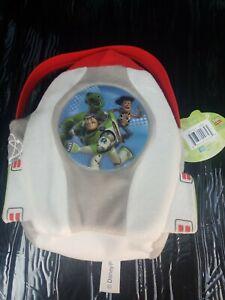 Disney Toy Story Plush Basket NEW Spaceship Easter Woody Buzz Rex