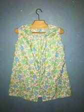 Ancien tablier blouse  des années 1950