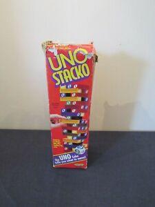 UNO STACKO 1994 GAME PARTS ( CHOOSE ).