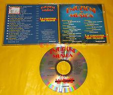 Emozioni in Musica - LA CANZONE DEI RICORDI - CD 1997