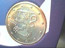 RARO 50 centesimi 2002 EURO FINLANDIA finlande finnland suomi Финляндия Finland