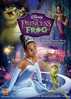 The Princess and the Frog [New DVD] Ac-3/Dolby Digital, Dolby, Dubbed, Subtitl