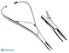 Dental Medical Mathieus Needle Holder 14cm Forceps Pliers Surgical Instruments