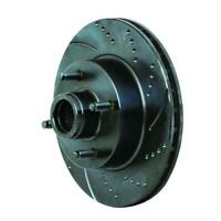 EBC Brakes GD7056 3GD Series Dimpled and Slotted Sport Rotor