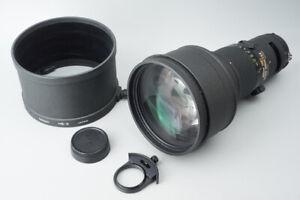 Nikon Nikkor 300mm f/2.8 f2.8 ED Telephoto AI-S Lens For Nikon F Mount, AIS, MF