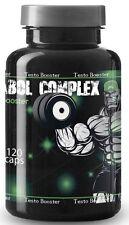 Anabol Complex Testo Booster Muskelaufbau Tabletten Testosterone Muskelwachstum