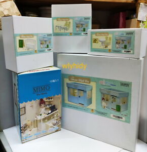 Miniatures Mimo Hong Kong Style HIGH TEA Stall + Accessory