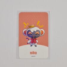 PREORDER NFC Karte Animal Crossing Bono / Niko 421 Switch / Switch Lite