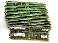 Kingston 16GB DDR3 1333MHZ 2Rx4 PC3L-10600R REG ECC Registered Memory Ram lot