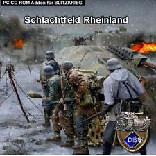 Blitzkrieg Addon Schlachtfeld Rheinland