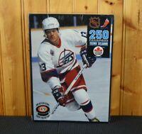 Vintage 1994 Teemu Selanne Winnipeg Jets NHL Puzzle 250 Pieces New Sealed