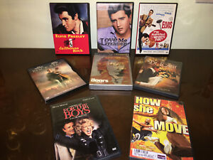 MOVIE Madness.... ELVIS..MUSICALS!...from $2......4 DVDs same ship cost as 1!!**