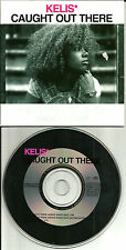 KELIS Caught Out there w/ 2 RARE EDITS Europe PROMO CD single PHARRELL WILLIAMS
