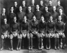 1919 NOTRE DAME KNUTE ROCKNE GEORGE GIPP 8x10 TEAM PHOTO