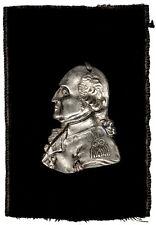 1800 George Washington Funeral Medal Badge VICTOR SINE CLADE Baker-164 Near Mint