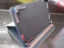 Yellow 4 Corner Grab Multi Angle Case/Stand for HTC Flyer 16G, P512 Tablet PC