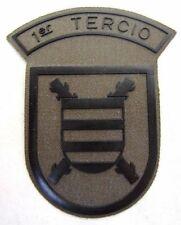 Spanische Legion Ärmelabzeichen Feldgrau Legión Española 1º Tercio Gran Capitán
