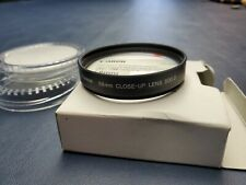 Canon Genuine Close-up Lens 500D 58mm from Japan