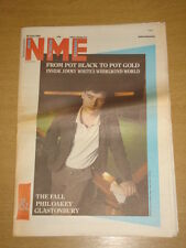NME 1985 JUN 29 JIMMY WHITE THE FALL PHIL OAKLEY