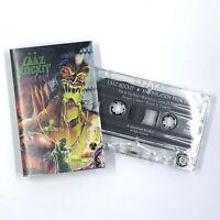 LAAZ ROCKIT Annihilation Principle Cassette Tape 1989 Thrash Metal Rare