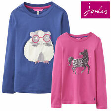 Joules Jersey T-Shirts & Tops (2-16 Years) for Girls