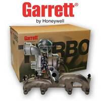 721021-6 Turbolader 1,9 Liter TDi 150Ps ARL 03G253016R mit Garrett Dichtungssatz