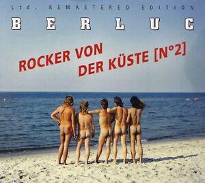 BERLUC - CD - ROCKER VON DER KÜSTE ( N°2 )