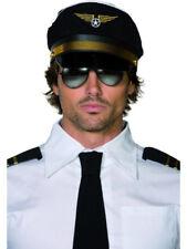 PILOTS CAP AIRLINE FANCY DRESS HATS