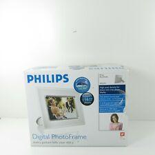 "Philips 7FF2CMI/27 White Photo Frame 7"" 4:3 Digital Photoframe 7FF2CMI"