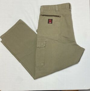 Riggs Workwear By Wrangler Carpenter Pants Size 46 x 32