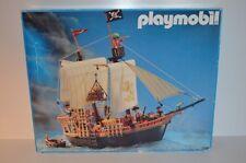 8639 playmobil boot piraten 3750 MIB  + PLAN