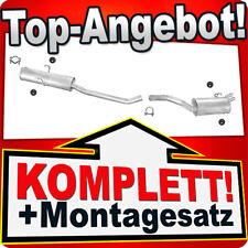 Montagesatz Mitteltopf FIAT ULYSSE SCUDO 2.0,1.9TD,2.1TD 94-02 Anbausatz