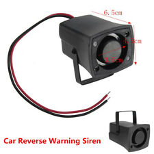 DC 12V Car Reverse Alarm Horn Warning Sound Backup Speaker Beep Beep 110dB Siren