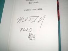 MAGGIE O'FARRELL - I Am . I Am . I Am . SIGNED DATED 1/1 Hb book - 2017 - MEMOIR