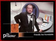 THE PRISONER Autograph Series - Volume 1 - LEO McKERN - Card #19 Cards Inc 2002