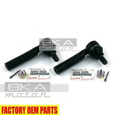 45046-39505 Toyota Lexus Genuine OEM Front Outer Steering Tie Rod End Set Of 2