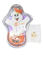 Haunted Pumpkin Ghost  Cake Pan from Wilton #3070 - Clearance