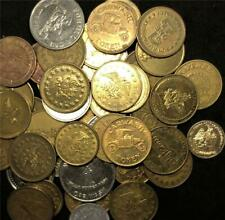 2 Pound World-50+-US Tokens-20 World Stamps-10 Buffalo Nickels and More-LCL0114