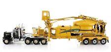 TWH VERMEER TUB GRINDER W/PETERBILT DAY CAB (NEW IN BOX) twh 089-01004