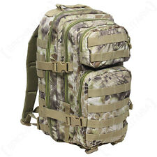 MANDRA Tan Camo MOLLE RUCKSACK Assault Small Bag 20L BACKPACK Tactical Pack Army