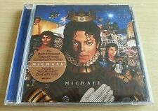 Michael - Michael Jackson - CD Album 2010 - contains previously unreleased songs