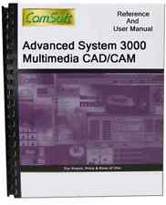 Printed Manual for AS3000 CAD/CAM Software by CamSoft